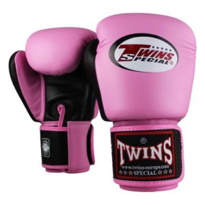 Twins BGVL3 (kick)bokshandschoenen Roze/Zwart