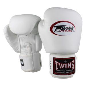 Twins BGVL3 (kick)bokshandschoenen Wit
